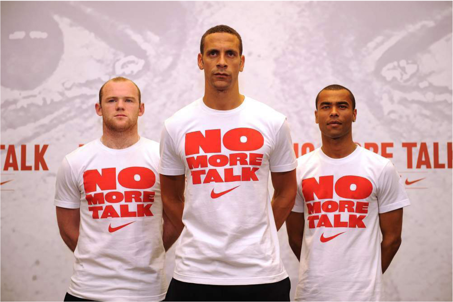 Nike UK | No More Talk
