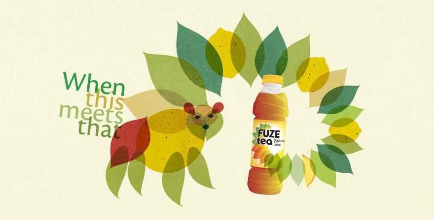 Coca Cola | Fuze Tea