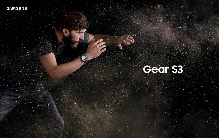 Samsung | Gear S3 launch